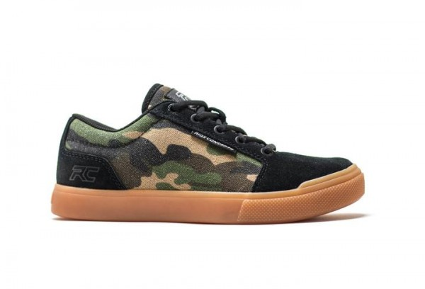 Ride Concepts Vice Youth Shoe Camo/Black