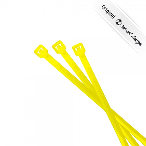 rie:sel design Kabelbinder cable:ties neon yellow
