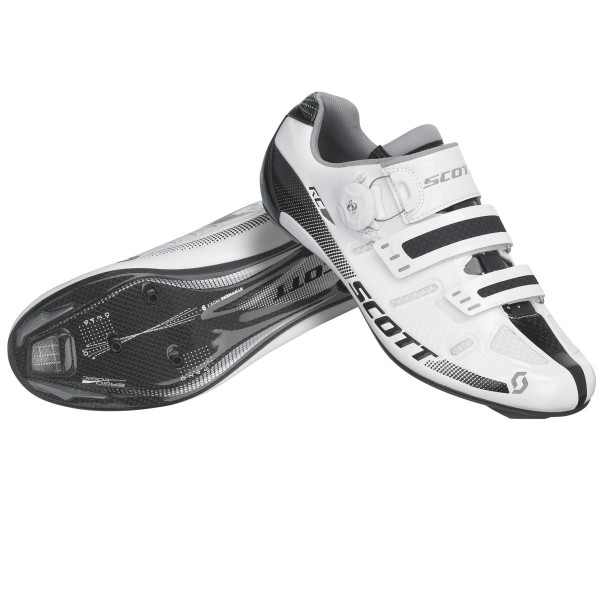 Scott Road RC Lady white/black gloss