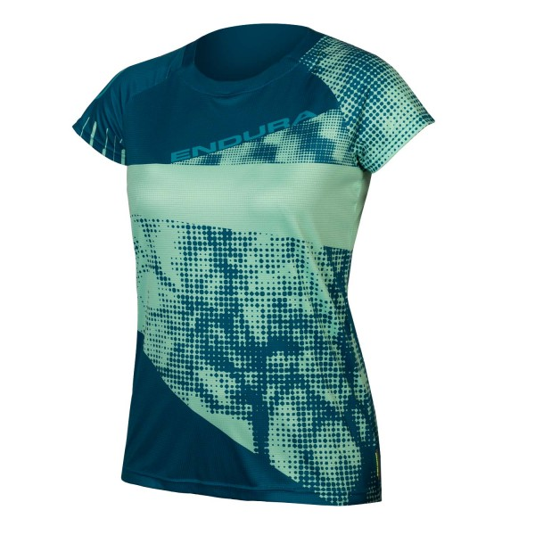 Endura Damen SingleTrack Dots T-Shirt