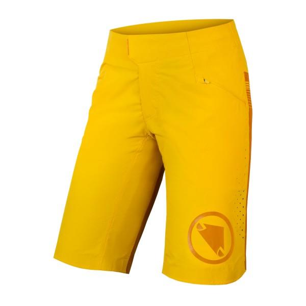 Endura Damen SingleTrack Lite Shorts (kurz) Safran