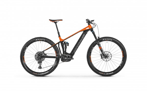 Mondraker Crafty R 29 M 2021 black/orange