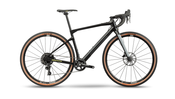 BMC UnReStricted One M 2021 carbon/yellow/grey