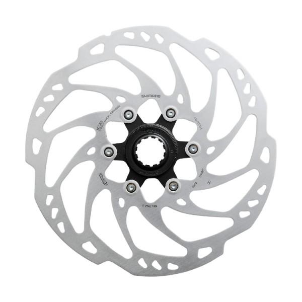 Shimano Bremsscheibe SM-RT70 Center Lock Ice Tech für SLX
