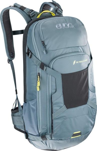 Evoc FR Trail E-Ride 20L M/L slate Protektor Rucksack