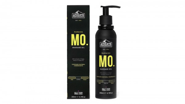 Muc-Off Warming Massageöl 200ml