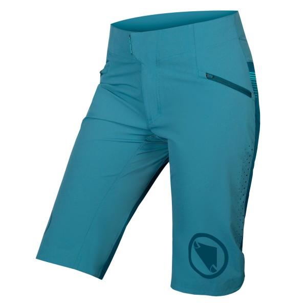 Endura Damen SingleTrack Lite Shorts (kurz) Kingfisher