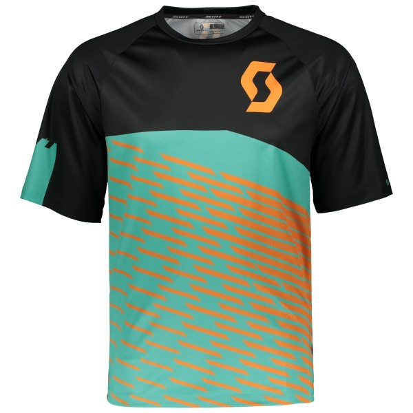 Scott Trail 30 Kurzarm-Shirt