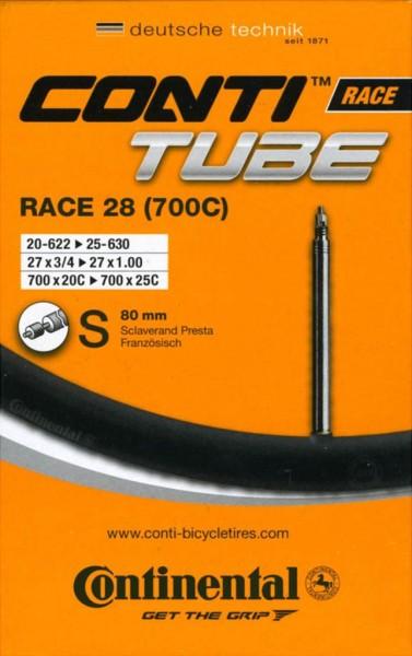 Continental Schlauch Race 28; 28Zoll