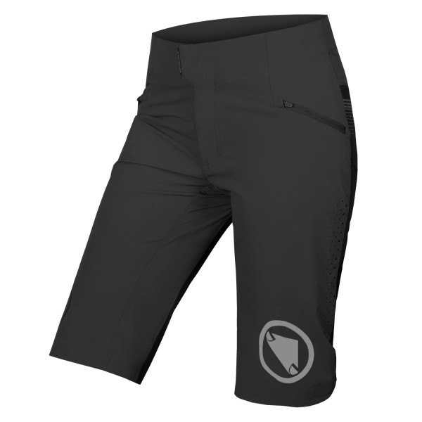 Endura Damen SingleTrack Lite Shorts (kurz) Schwarz