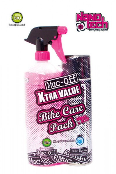 Muc-Off Xtra Value Bike Care Duo Pack