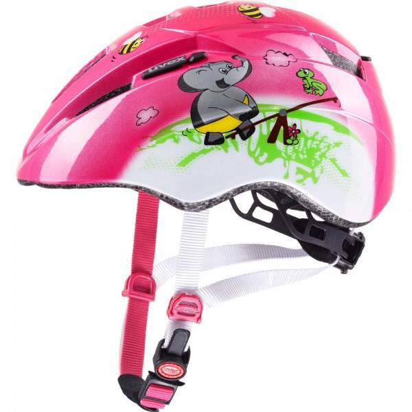 Uvex Kid 2 Helm pink playground 46-52cm