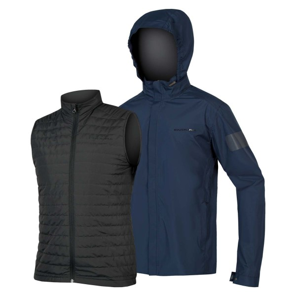 Endura Urban 3 in 1 Regenjacke