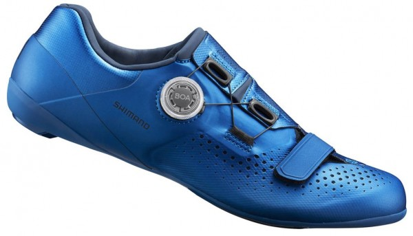 Shimano SH-RC500 Road Competition blau Größe 44