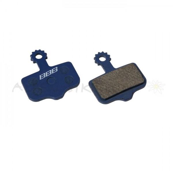 BBB DiscStop HP Bremsbelag 1 Paar BBS-441 für Avid Elixir, SRAM XX / XO