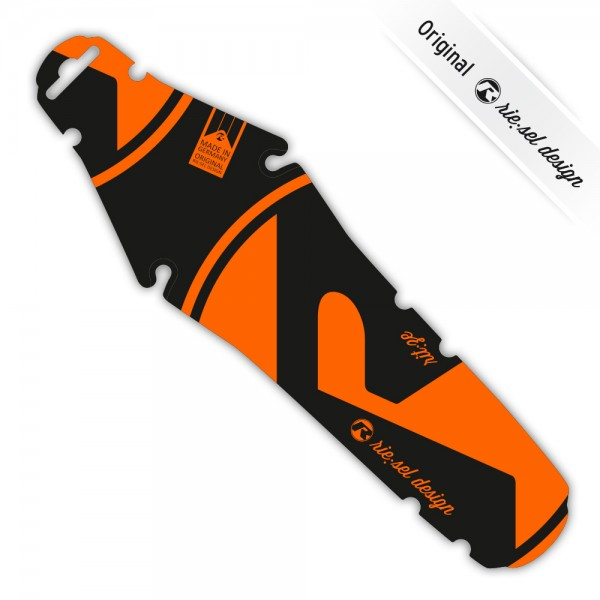 rie:sel design Mudguard rit:ze orange