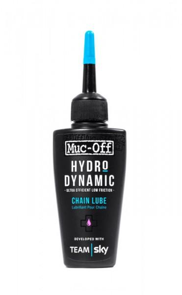 Muc-Off Hydrodynamic Team Sky Lube Kettenschmiermittel 50ml