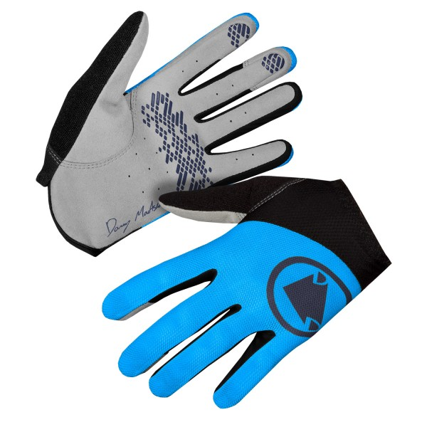 Endura Hummvee Lite Icon Handschuh Electric Blue