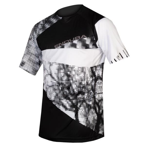 Endura SingleTrack Dots T-Shirt LTD Schwarz