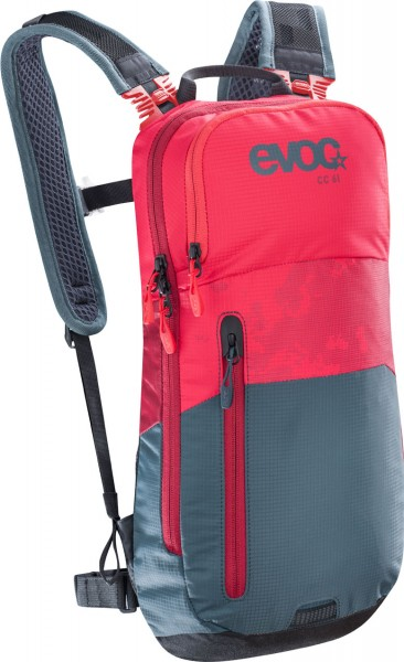 Evoc CC 6L + 2L Bladder Rucksack mit Trinkblase
