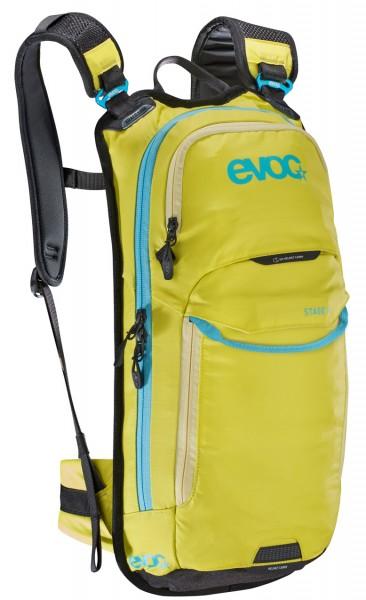 Evoc Stage 6L + 2L Bladder Rucksack mit Trinkblase