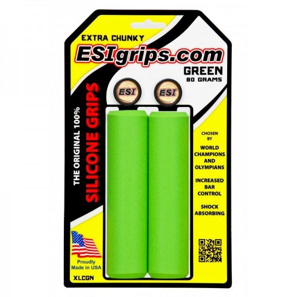ESIgrips Extra Chunky green 80g 130mm