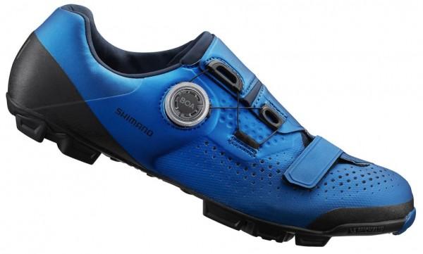Shimano SH-XC501 MTB Schuh blau