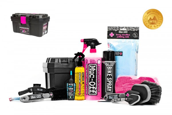 Muc-Off Ultimate Bicycle Kit Reinigungsset
