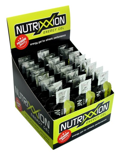 Nutrixxion Gel XX-Force Box 24x44g