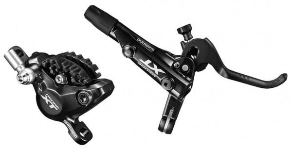 Shimano XT BR-M8000 Scheibenbremse mit G02A Resinbelag