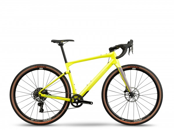 BMC UnReStricted 01 Three S 2021 yellow/blue/brown