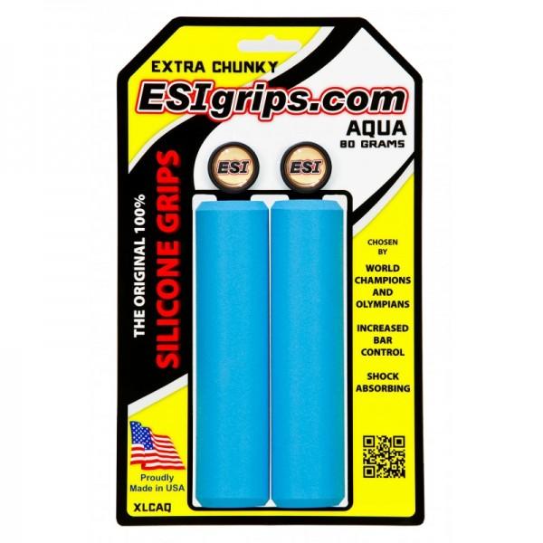 ESIgrips Extra Chunky aqua 80g 130mm