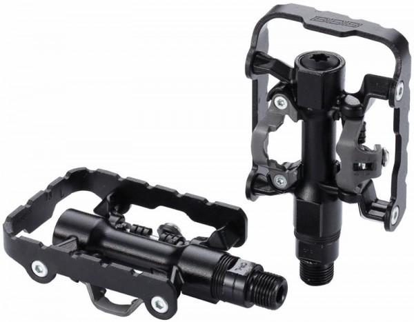 BBB DualChoice Clipless-Kombipedal BPD-23