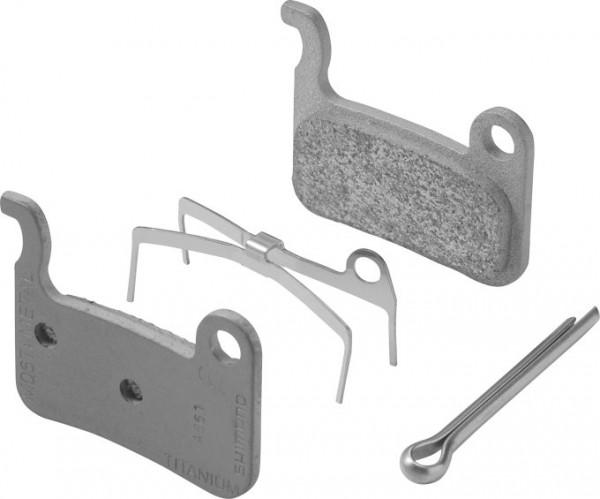 Shimano Bremsbeläge A01S für XT, SLX, Alfine