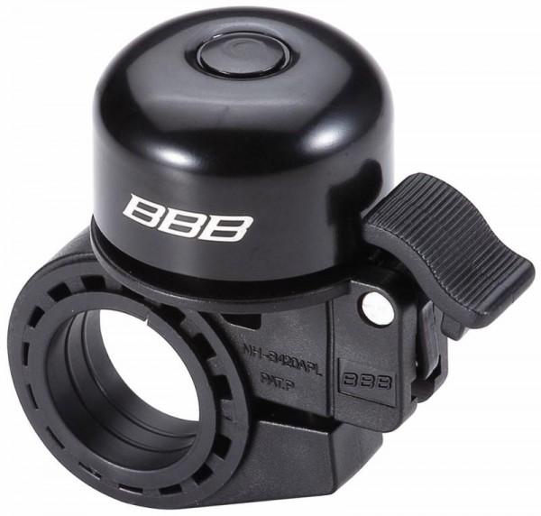BBB Loud & Clear Miniglocke BBB-11 schwarz