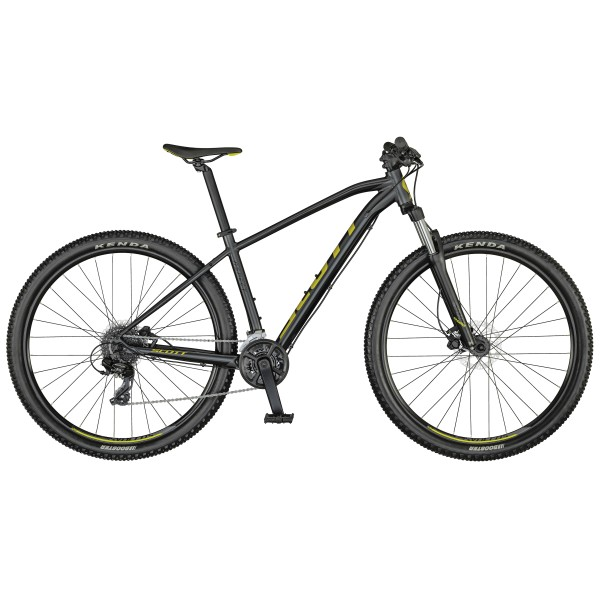 Scott Aspect 760 XS 2021 dark grey