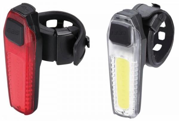 BBB SignalCombo BLS-83 LED Lichtset, vorne und hinten
