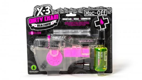 Muc-Off X3 Kettenreinigungsgerät