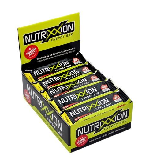 Nutrixxion Energy Bar Box 25x55g