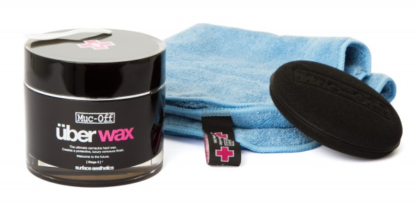 Muc-Off Überwax Kit Politur 70g