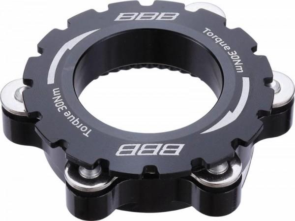 BBB CenterFit new Bremsscheibenadapter BBS-90 IS auf Centerlock