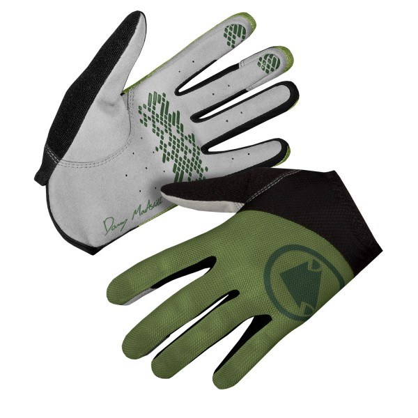 Endura Hummvee Lite Icon Handschuh Olivgrün
