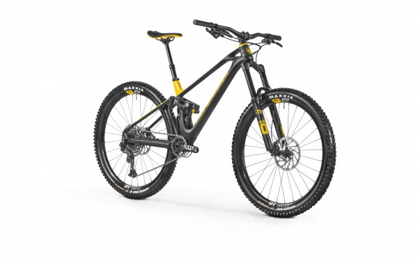 Mondraker Foxy Carbon XR 29 M 2021 black/yellow