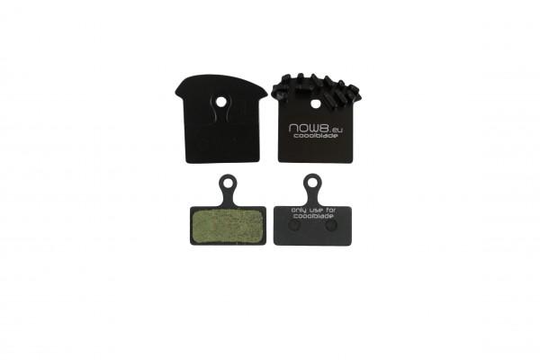 Now8 Cooolblade Bremsbeläge für Shimano XTR, XT, SLX