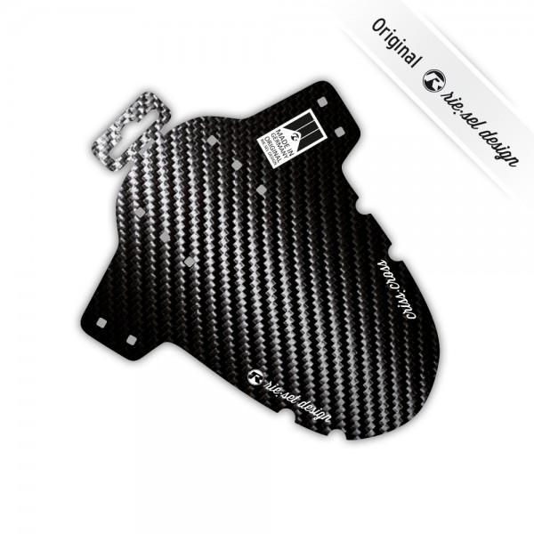 rie:sel design Mudguard criss:cross carbon