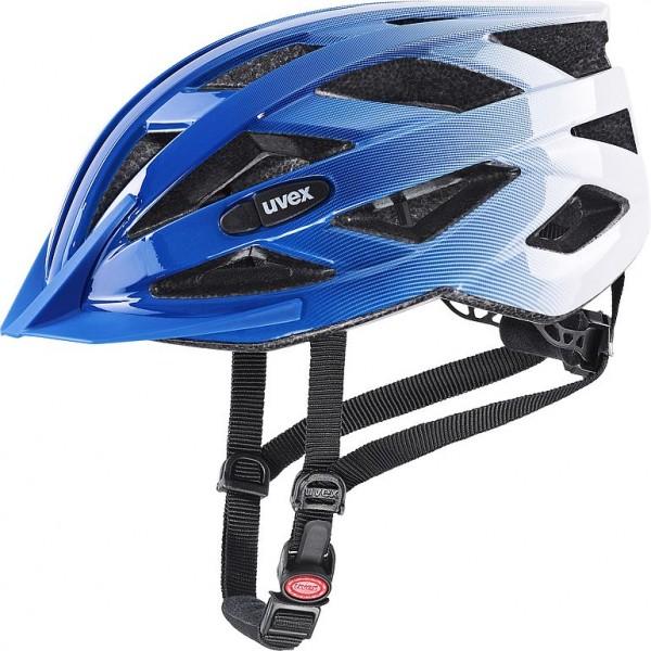 Uvex Air Wing Helm cobalt white